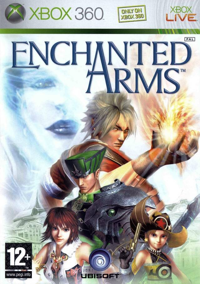 Screenshot-titre du test de Enchanted Arms