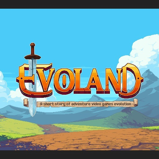 Screenshot-titre du test de Evoland