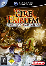 Screenshot-titre du test de Fire Emblem: Path of Radiance
