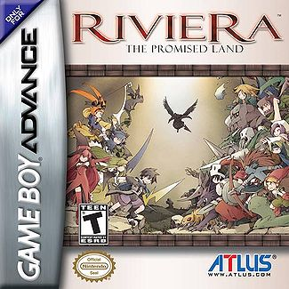 Screenshot-titre du test de Riviera - the Promised Land