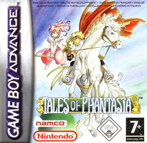 Screenshot-titre du test de Tales of Phantasia
