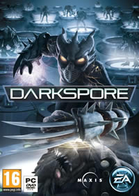 Screenshot-titre du test de Darkspore